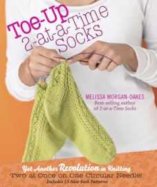 Toe Up 2 At A Time Socks