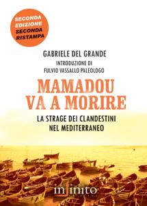 Mamadou va a morire Copertina del libro