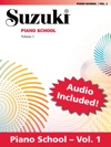 Suzuki Piano School - Volume 1