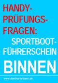 Handy-Prüfungsfragen: Sportbootführerschein Binnen Segel&Motor