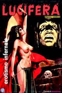 Erotismo infernale Copertina del libro