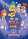 5-Minute Disney Junior Stories Starring Sofia And Doc