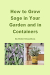 How to Grow Sage in Your Garden and in Containers