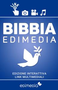 Bibbia Edimedia CEI Libro Cover