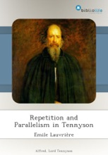 Repetition And Parallelism In Tennyson