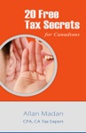 20 Free Tax Secrets For Canadians