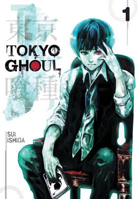 Tokyo Ghoul, Vol. 1 - Sui Ishida book