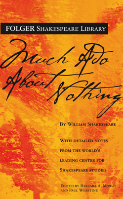 Much Ado About Nothing - William Shakespeare book