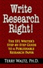 Write Research Right!: The EFL Writer's Step-by-Step Guide To A Publishable Research Paper