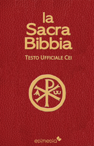 La Sacra Bibbia Copertina del libro