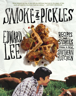 Smoke and Pickles - Edward Lee book