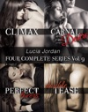 Four Series Collection Climax Carnal Desire Perfect Lovers Double Tease