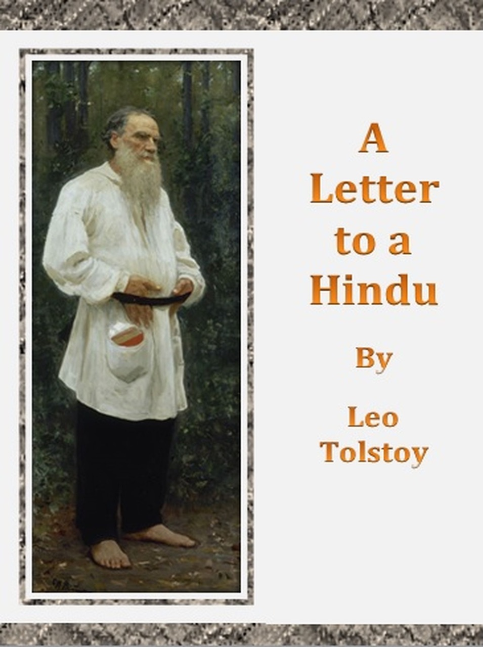 free will and leo tolstoy This portable document file is furnished free and without any charge of any kind any person using this document file the death of ivan ilych - tolstoy.