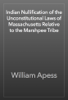 William Apess - Indian Nullification of the Unconstitutional Laws of Massachusetts Relative to the Marshpee Tribe artwork