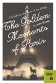 The Golden Moments of Paris Book Cover