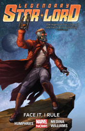 Legendary Star-Lord Vol. 1