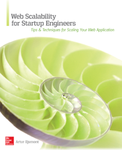 Web Scalability for Startup Engineers La couverture du livre martien
