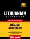 Lithuanian Vocabulary For English Speakers