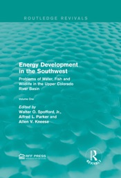 Download and Read Online Energy Development in the Southwest