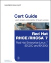 Red Hat RHCSARHCE 7 Cert Guide