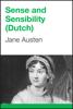 Jane Austen - Sense and Sensibility (Dutch Edition) artwork