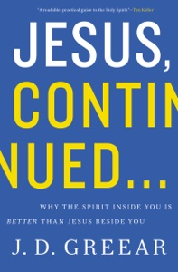 Jesus, Continued... Book Cover