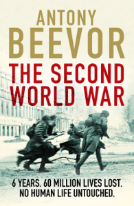 The Second World War Cover Book