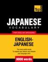 Japanese Vocabulary For English Speakers
