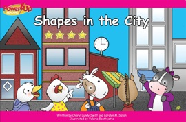 Shapes In the City - Cheryl Lundy Swift, Carolyn M. Satoh & Valerie Bouthyette