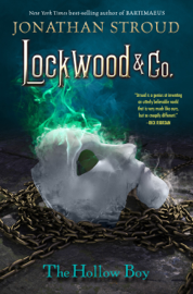 Lockwood & Co., Book Three: The Hollow Boy book