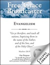 Free Grace Broadcaster - Issue 151 - Evangelism