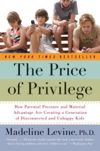 The Price of Privilege Book Cover