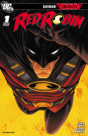 Red Robin (2009-) #1