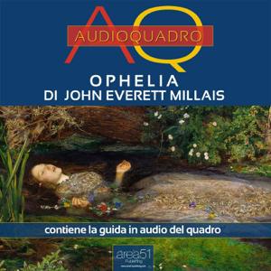 Ophelia di John Everett Millais Copertina del libro