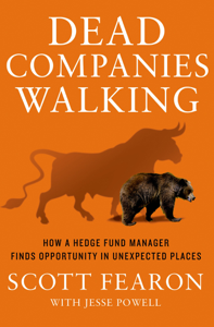Dead Companies Walking Book Cover