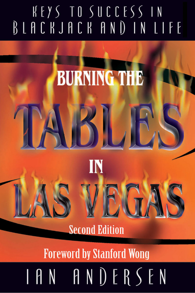 Burning the Tables in Las Vegas, Second Edition