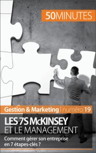 Les 7S McKinsey et le management La couverture du livre martien