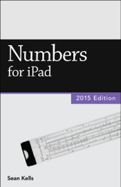 Numbers for iPad (2015 Edition) (Vole Guides) book