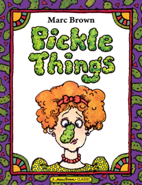 Pickle Things book