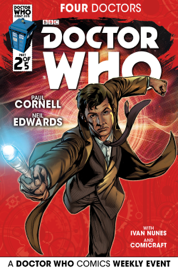Doctor Who: 2015 Event: Four Doctors #2 book