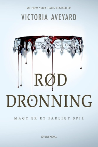 Victoria Aveyard - Red Queen 1 - Rød dronning