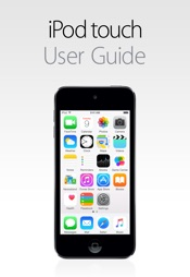 Download iPod touch User Guide for iOS 8.4