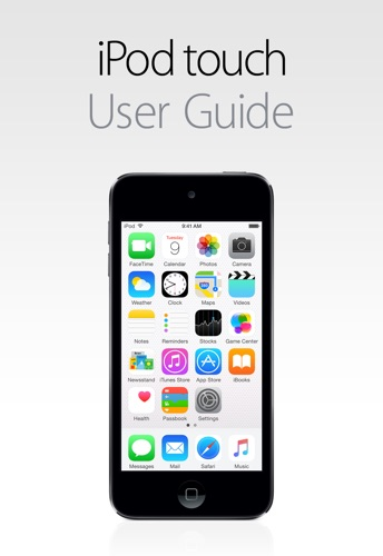iPod touch User Guide for iOS 8.4 - Apple Inc. - Apple Inc.