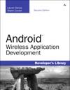 Android Wireless Application Development 2e