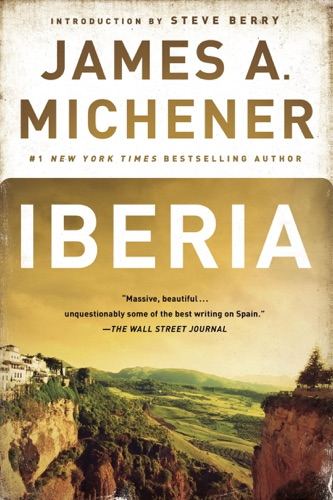 James A. Michener, Steve Berry & Robert Vavra - Iberia