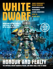 White Dwarf Issue 66 02nd May 2015