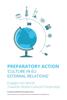 Raj Isar - Preparatory Action: 'Culture in EU external relations' artwork