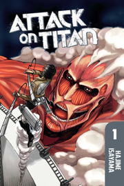 Attack on Titan Volume 1
