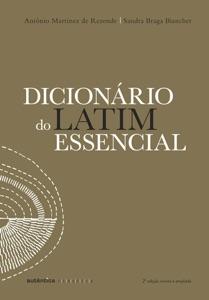 Dicionário do latim essencial Book Cover