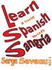 serge seveau - Learn A Little Spanish With Sangría artwork